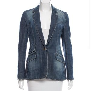 D&G Tailored Denim Jacket